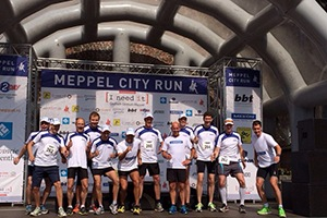 Meppel City Run 2014